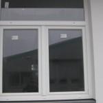 Irodaház műanyag nyílászárói - ablak