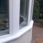 Egyedi íves ablakszerkezet